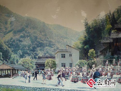 黔南三都县姑鲁水寨风情(组图)
