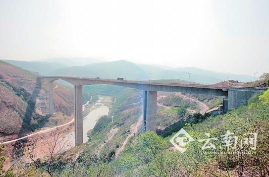 """云南/加快构建""""水陆空铁""""交通网"""