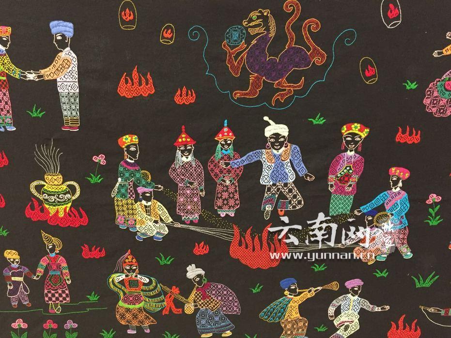 /enpproperty--> 云南网讯(记者 钱霓)由云南省委宣传部和云南省文联主办的2015中国南亚东南亚艺术周于11日在第3届南博会上精彩亮相。本届艺术周推出了艺术云南云南民族民间文化展示展演展览、中国和印度舞蹈艺术交流展演教学、中国印度电影观摩研讨等系列活动。 艺术云南云南民族民间文化展示展演展览上,20位云南民族民间文化传承人以现场手工技艺演示、与参观者互动的方式,展示云南具有代表性的传统手工技艺。包括云南省非物质文化遗产传承人袁昆林的乌铜走银錾铜传统技艺现场