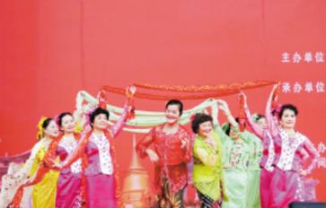 昆明市举办侨联成立60周年主题活动