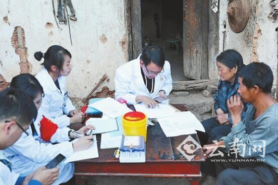 电子游戏平台:云南省建档立卡贫困人口家庭医生签约服务全覆盖