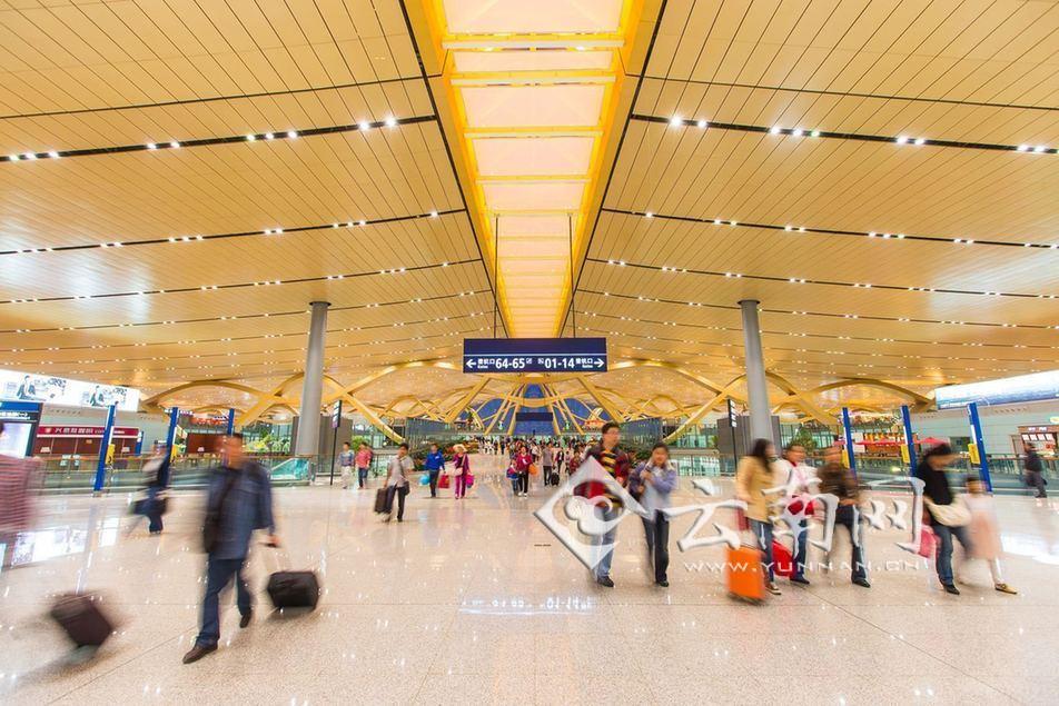 皇家彩票网官方客服:2017年云南基本实现南亚东南亚国家首都和重点城市航线全覆盖