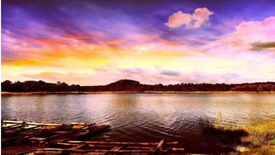 云南昆明长湖风景区